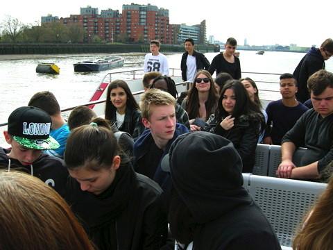 Bildungsreise 2016 der FES nach England