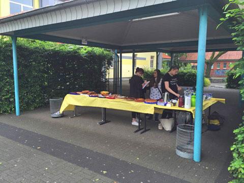Schul-Flohmarkt
