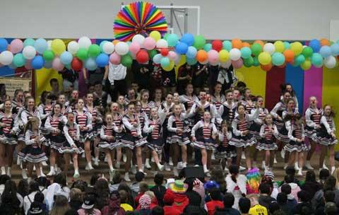 Schulkarnevalssitzung 2017