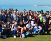 Bildungsreise England 2018 Foerderverein Friedrich-Ebert-Schule Huerth