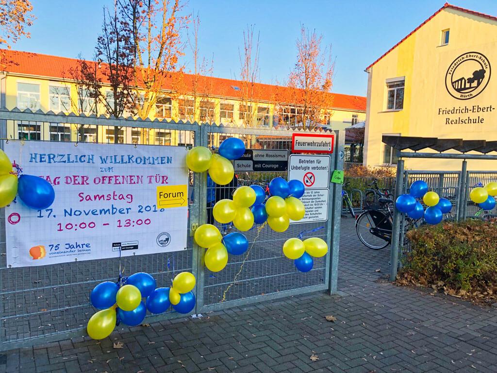 Tag der Offenen Tür bei unserer Friedrich-Ebert-Schule Hürth