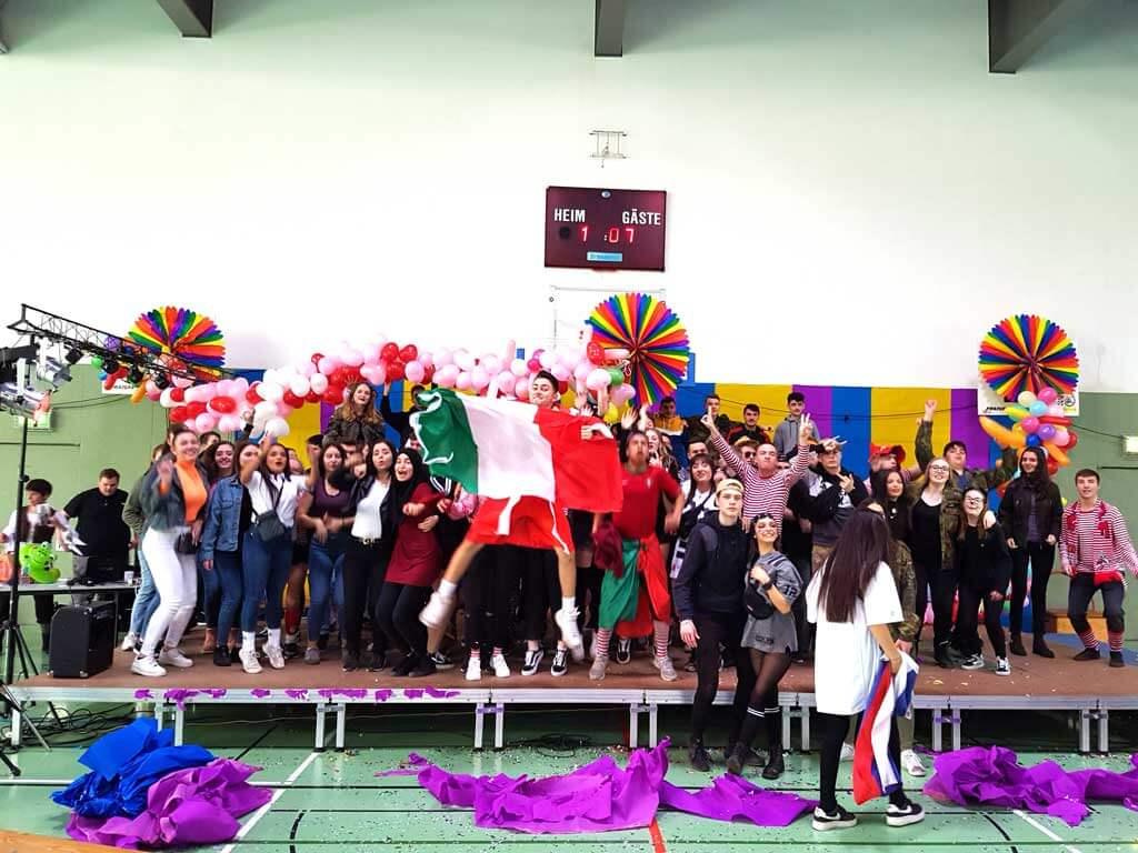 Karnevalsschulsitzung 2019 in unserer Friedrich-Ebert-Schule Hürth