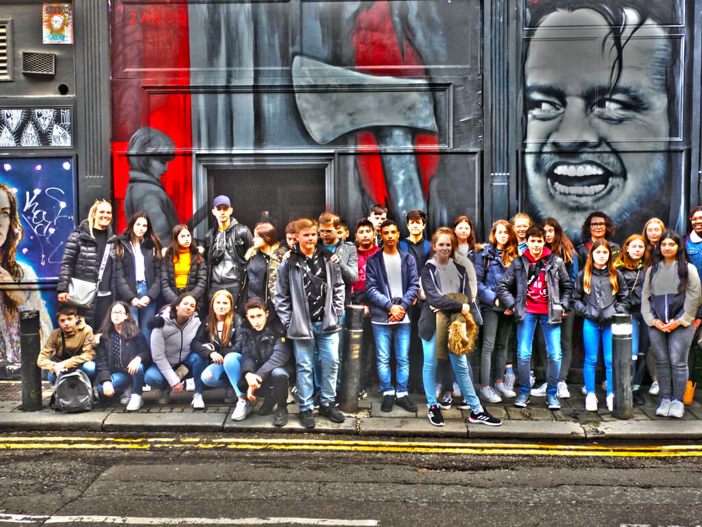 Bildungsreise England 2019 unserer Friedrich-Ebert-Schule Hürth