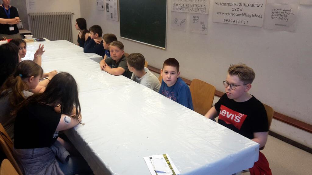 Friedrich-Ebert-Schule Hürth - Exkursion Xanten 2019