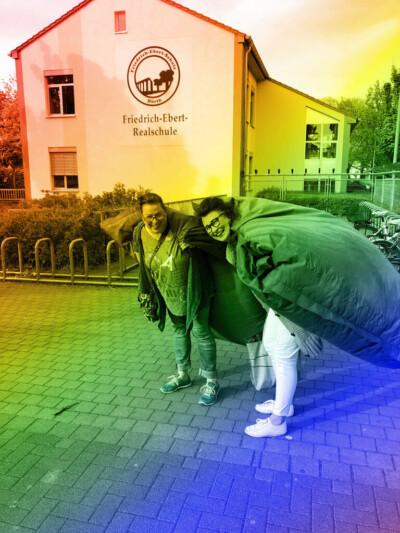 Friedrich-Ebert-Schule Hürth - Verabschiedung 2019