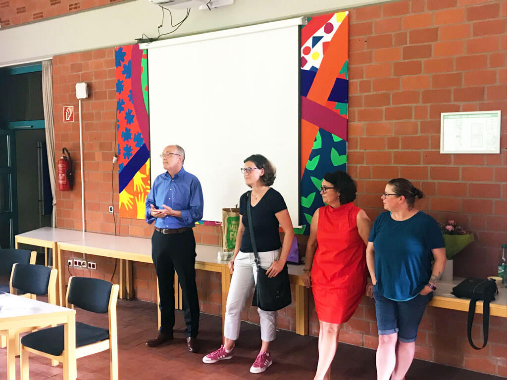 Friedrich-Ebert-Schule Hürth - Verabschiedungen 2019