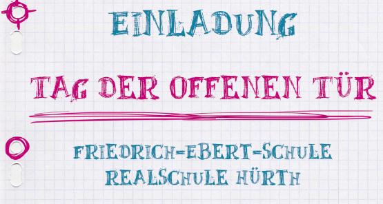 Tag der offenen Tür 2019 an der Friedrich-Ebert-Schule Hürth