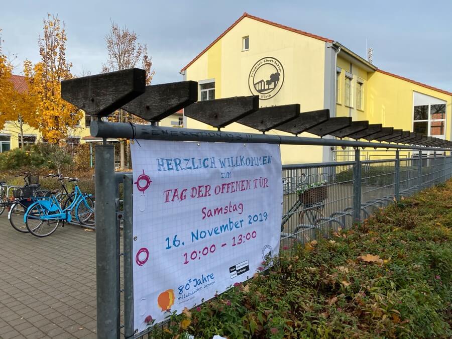 Tag der offenen Tür an der Friedrich-Ebert-Schule Hürth