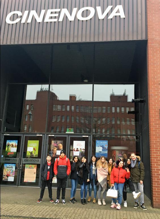 NRW Schul-Kinowochen bei der Friedrich-Ebert-Schule Hürth