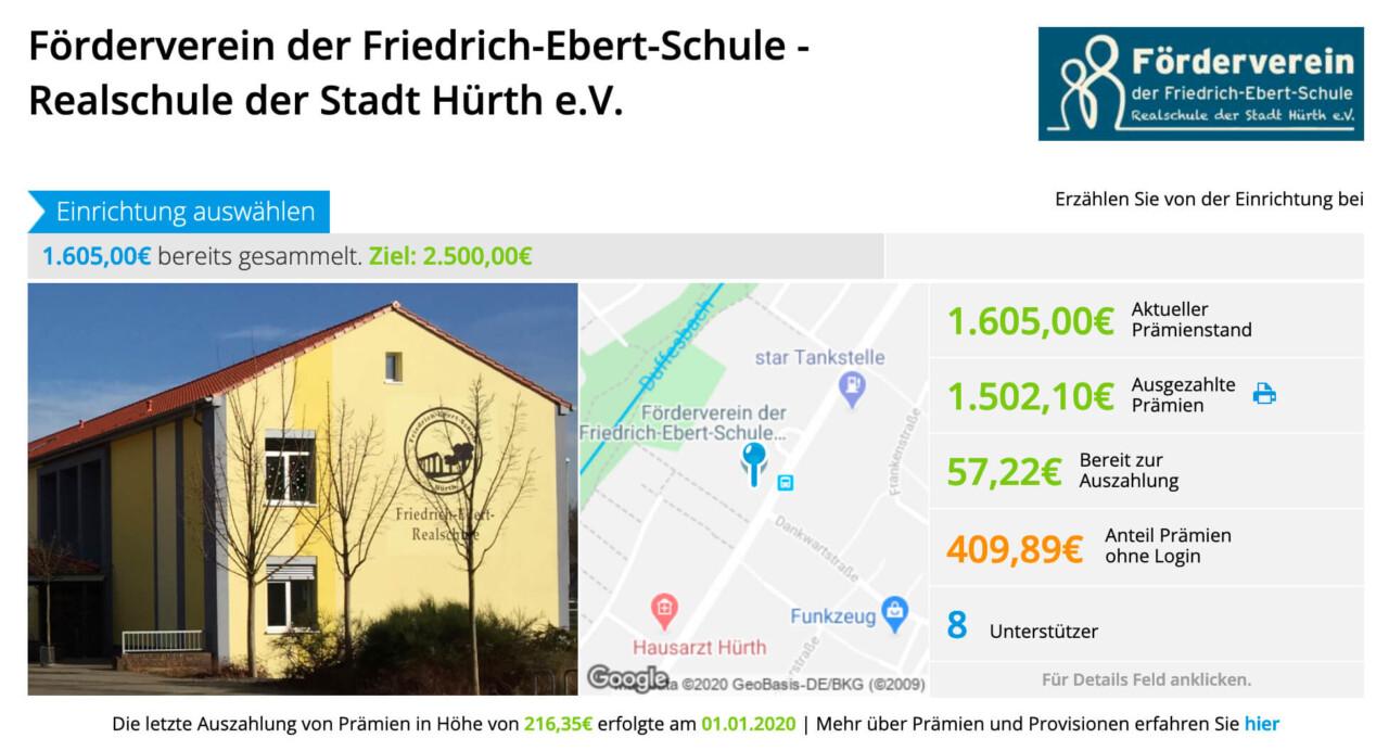 Schulengel und unsere Friedrich-Ebert-Schule Hürth